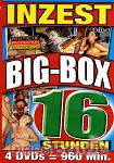 Big Box - Inzest 81 - 16 Stunden (BB - Video - 4 DVD's)