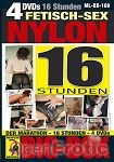 Big-Box - Nylon Fetisch-Sex - 16 Stunden (Muschi Movie - 4 DVD's)