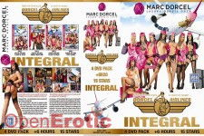 Dorcel Airlines Integral - 4 DVD Pack